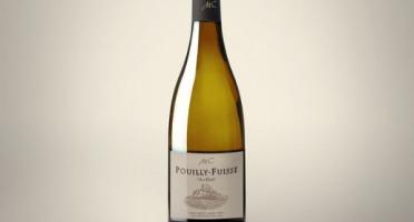 """Michel Camusat - Pouilly Fuissé """"Au Riat"""" AOC 2018 - Vin de Bourgogne - 6 bouteilles"""