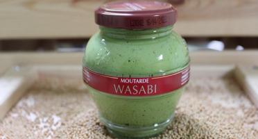 Domaine des Terres Rouges - Moutarde au Wasabi 200 g