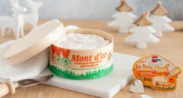Constant Fromages & Sélections - Mont D'or Aop Badoz La Boîte Chaude