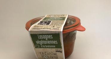 Conserverie Artisanale du Trégor - Lasagne Végétarienne A La Bretonne