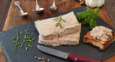 La Ferme du Chaudron - Pâté de Foie BIO - 250 g
