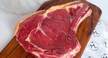 MAISON LASCOURS - Côte de bœuf Angus - 1200g