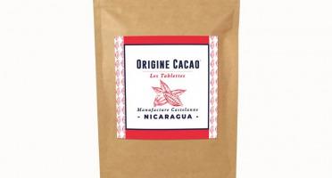 Maison Castelanne Chocolat - Tablette Nicaragua - Fèves Origine Bio