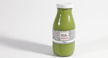 KléZia Pâtisserie - Jus Cru Respire - Fruits et légumes verts - 25cl