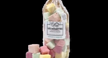 Mômes & Malice - Les Mômettes XL - Guimauves Mix Fruité  complet (5 saveurs)