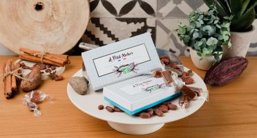 Le Petit Atelier - Boîtes De Caramel À La Passion Et À La Vanille Bio