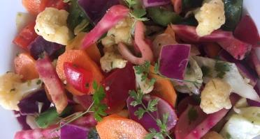 Colette Natural Food - La Salade du Jardin Veggie - 500g