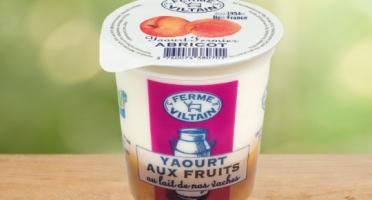 La Ferme de Viltain - Yaourt Abricot x 9