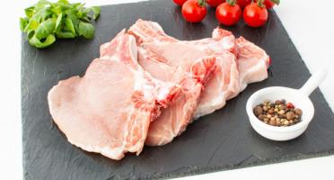 Les producteurs de CoopCorico - Côte Mixte de Porc Fermier Label Rouge de Vendée par 4