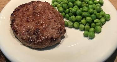 Bisons d'Auvergne - [surgelé] Steaks Hachés De Bison Surgelés Xl (150g)