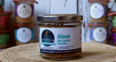 La Bourriche aux Appétits - Caviar d'Alose de Loire