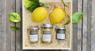 La Maison du Citron - Coffret Gourmet Fête Des Grands-mères