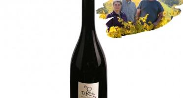 Réserve Privée - Anjou Bio - Domaine les Grandes Vignes et Cetera Amphore Rouge 2015