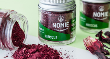 Nomie, le goût des épices - Hibiscus En Poudre