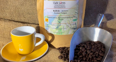 Café Loren - Café Bolivie Ungas Aymara Bio: En Grains