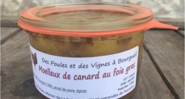 Des Poules et des Vignes à Bourgueil - Moelleux de Canard au Foie Gras