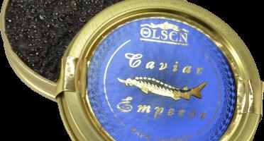Olsen - Caviar Baeri Imperial 125g Origine Aquitaine France