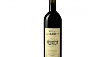 Château de Saint-Martin & Liquoristerie de Provence - AOP Côtes de Provence, Cru classé de Provence, Cuvée Grande Réserve Rouge