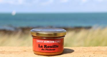Ô'Poisson - Rouille