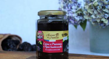 Maison du Pruneau - Crème de Pruneaux - Pot de 320g