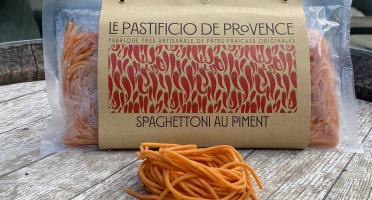 La Boite à Herbes - Spaghettoni Frais Au Piment + Ciboulette