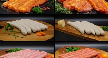 Le Marvillois - Colis barbecue - Assortiment saucisses/poitrine/échine