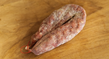 Ferme de Montchervet - Saucisson Sec Apéritif Croissant, 240g