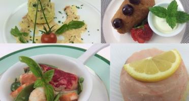 Christian Piot - Votre chef en ligne - Panier Repas «menu Tout Poisson» Pour 2 Personnes