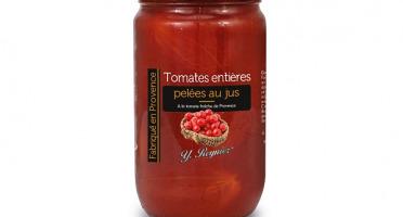 Conserves Guintrand - Tomates De Provence Entières Pelées Au Jus Yr Bocal 720 Ml