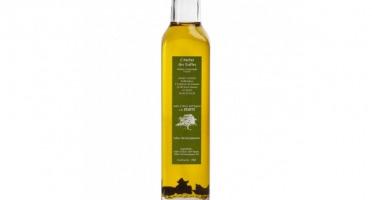 Ferme de Pourcier - Huile D'Olives AOP Nyons À La Truffe - 25cl