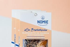 Nomie, le goût des épices - Les Sophistiquées. Mélange Pour Blanquette De Saumon Aux 7 Saveurs