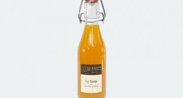 La Maison du Citron - Le Sirop D'orange Douce