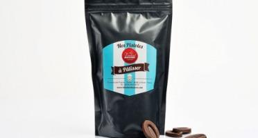 Le Fondant Baulois - Pistoles Chocolat 200g - Chocolat Noir Pour Pâtisserie
