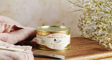 Ferme Caussanel - Terrine De Canard Au Cognac