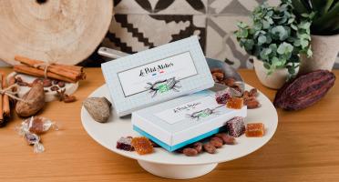 Le Petit Atelier - Boîtes De Pâtes De Fruit À La Framboise Et À La Passion