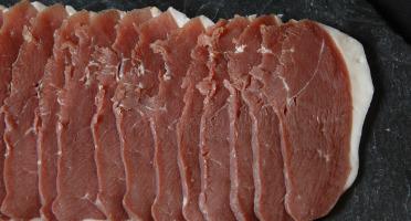 La Ferme du Luguen - Magret De Canard Fumé Tranché 180g
