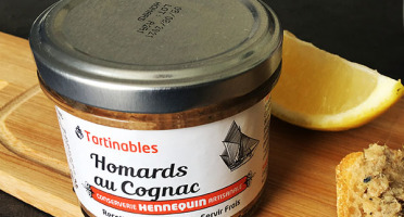 Ô'Poisson - Tartinable Homard Au Cognac