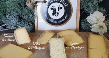 La Ferme du Pont des Loups - Box Fromages De Savoie