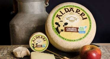 La Fromagerie des Aldudes - Tomme Vache Aldarri Bleu-blanc-cœur Affiné Minimum 3 Mois - 1 Kg