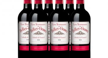 Château Belles-Graves - AOC Lalande de Pomerol 2016 - Les Terrasses de Belles-Graves 6x75cl