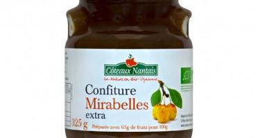 Les Côteaux Nantais - Confiture Mirabelle Extra 325g