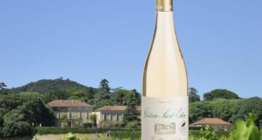 Château Saint Estève d'Uchaux - Viognier Roussanne Blanc sec Tradition 2019 AOP Côtes du Rhône BIO