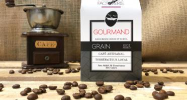 Cafés Factorerie - Café Blend Le Gourmand GRAIN - 250g