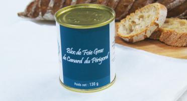 A la Truffe du Périgord - Bloc De Foie Gras De Canard Du Périgord 130g