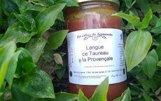 Les Délices du Scamandre - Langues de Taureau A la Provençale