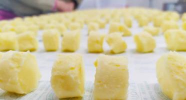 Beurre Plaquette - Le Sachet De Bonbons  De  Beurre Fleur De Sel  10x10 G