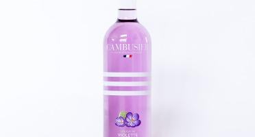 Cambusier, liqueurs artisanales françaises - Liqueur De Violette