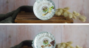 Ferme Chambon - Crèmes Dessert Chocolat x2 et Vanille x2