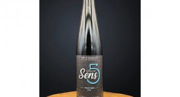 Vignoble des 5 sens - Pinot Gris 2018 - 3 X 75cl