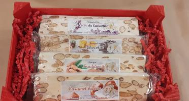 Nougats Laurmar - Coffret Decouverte Tradition